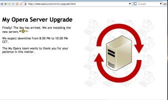 instalace serverů