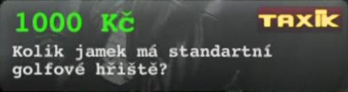 ČT1 pořad Taxík