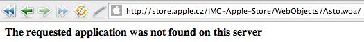 store.apple.cz nemako