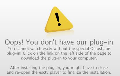 Opps, nemáš plugin.